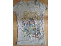 DC comics Batgirl t-shirt