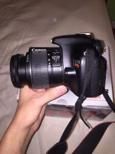 Canon REBEL EOS T3 + Canon Camera Case