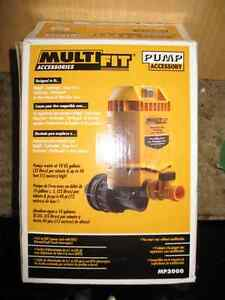 Multi Fit shop Vac pump