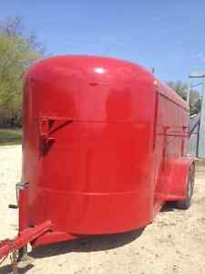 16 ft. CONSTRUCTION AND OR STOCK TRAILER