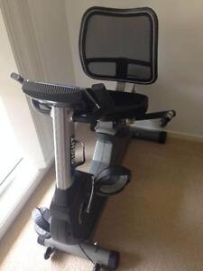 Recumbent Exercise Bike Home Gym Equipment Catherine Field Camden Area Preview