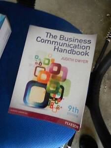 The business communication text book - garage sale Southport Gold Coast City Preview