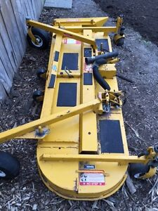 "Walker Mower core aerator, 74"" deck, 42"" deck, lift hitch"