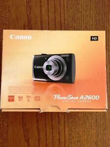 Caméra Digital - Canon Powershot A2600 - Digital Camera