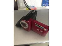 Digital SD Camcorder 1080p HD Aiptek V5T8p pocket size