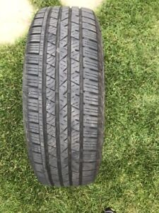 225 65 17 X 4 'CONTINENTAL CROSSCOUNTRY CONTACT LX' $258.00