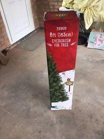 christmas tree 6f evergreen fir tree 2 of