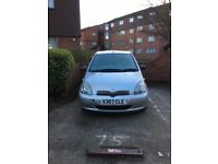 TOYOTA YARIS AUTOMATIC FULL MOT AND IN GREAT CONDITION