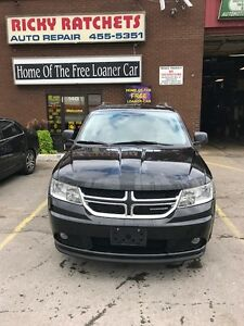 2011 DODGE JOURNEY R/T ONLY $10,995 CERT, FRESH E-TEST