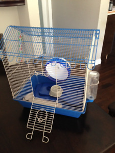 Premium Small Pet Cage (with accessories)