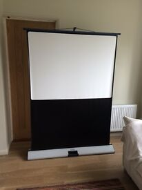 Portable Pull-up Projector Screen