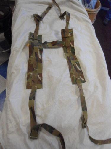 US Army Eagle Multicam SLP-FCCA Low Profile FR Suspenders
