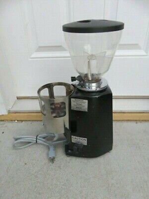 Mazzer Mini Man Luigi Italian Espresso Coffee Grinder Machine