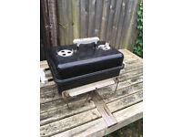 Small weber bbq (has been used as vegetarian bbq)