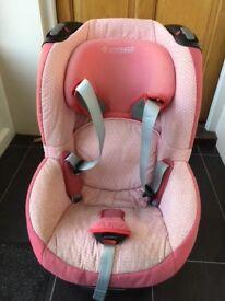 MaxiCosi Tobi car seat (pink)