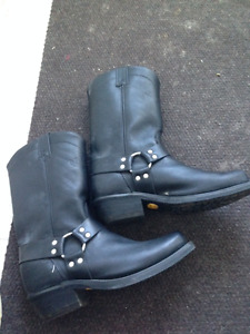 Motorcycle Riding Boots