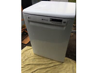Reconditioned Hotpoint FDD912 12 place digital display dishwasher with 3 month money back guarantee
