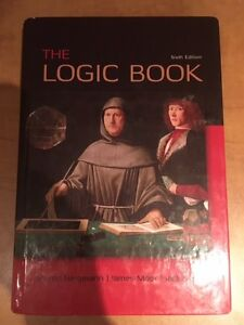 """""""The Logic Book"""" by Bergman, Moor & Nelson (6th edition)"""