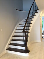 Staircase And Railings Professional Installation