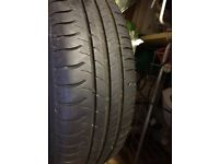 NEARLY NEW MICHELLIN ENERGY SAVER TYRE 195/65 R15