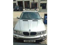Great X5 4.4 petrol WITH LPG Conversion only £30 to fill LPG tank up! £4k OF EXTRAS