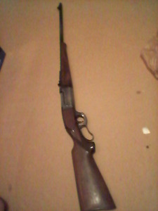 Old 300 savage lever action