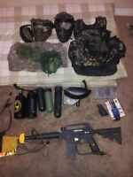 Everything you need to Paintball
