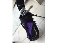 LongDog Junior Golf Clubs & Bag
