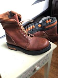 Ladies Harley Davidson Boots- as new