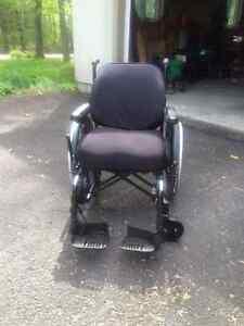 Arnprior-Lightweight manual wheelchair