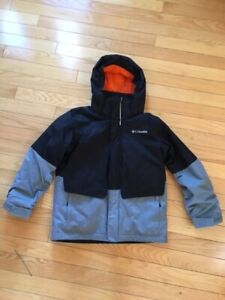 Columbia 3-in-1 Winter Jacket for sale - Boys, Size XS (6/7)