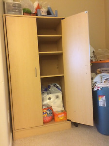 3 Shelf Cupboard Unit