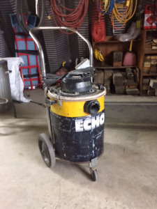Shop Vac and Booster Charger