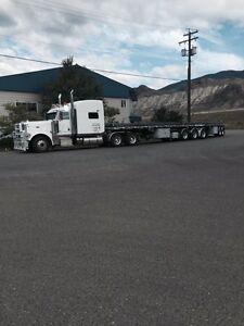 2015 Peterbilt 388 Super B Truck