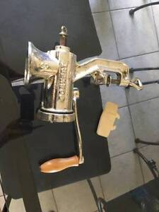 HAND OPERATED MINCER Casula Liverpool Area Preview