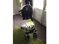 Koochi Speedstar Stroller Pushchair-Brooklyn AM