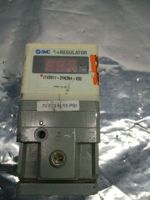 SMC ITV2011-31N3N4-X95 E/P Pressure Regulator, 453561