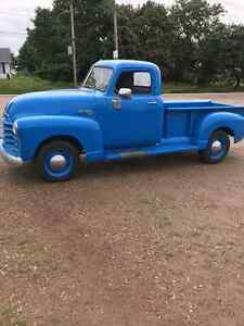 **Reduced**1949 Chev 1/2 Ton 3100