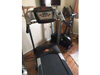 York 20km folding treadmill.