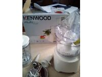 Kenwood Multipro Compact FDP301WH Food Processor