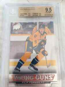 Graded NHL hockey cards rookies West Island Greater Montréal image 3