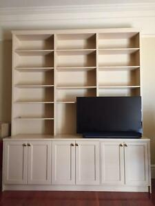 Superior Quality Bookcase and Cupboards Mosman Mosman Area Preview
