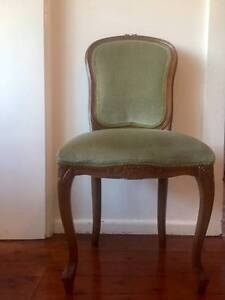 Six quality antique dining chairs Croydon Burwood Area Preview