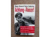 'Achtung - Panzer' by Major-General Heinz Guderian.