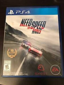 PS4 Need for Speed Rivals Perfect Condition