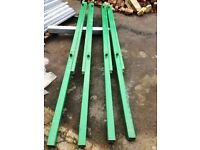 Box Section/Gate Posts