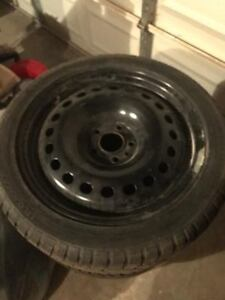 Ironman winter tires HSI-S 225/45R17