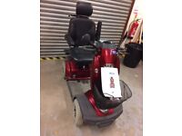 TGA MYSTERE Mobility Scooter with Single Golf Bag Stand for Sale