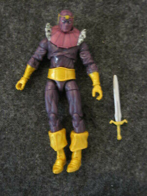 "Marvel Legends Universe 3.75"" loose Baron Zemo action figure Hasbro"