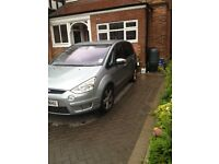 Ford S Max, has had regular services. Good condition. 12 month MOT